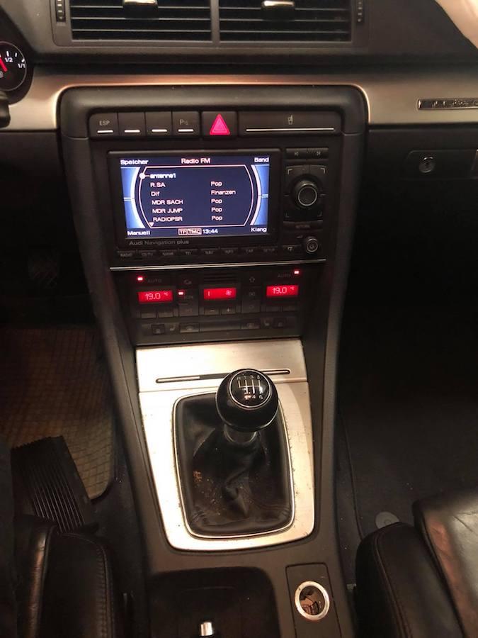 Unfaller: AUDI A4 3.0 TDI Avant (B7)
