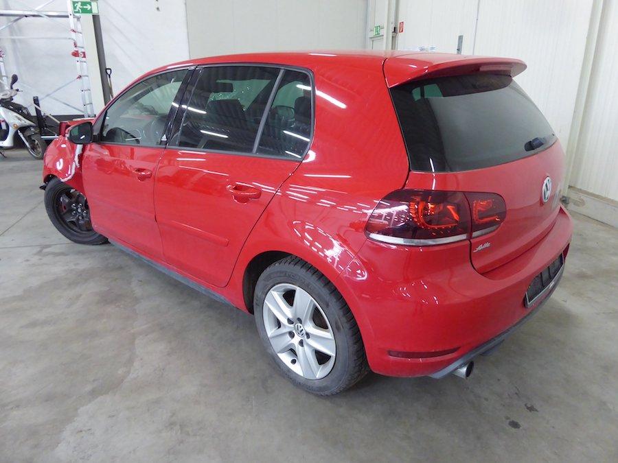 Unfaller: VW Golf 6 GTI Adidas (Typ 1K)