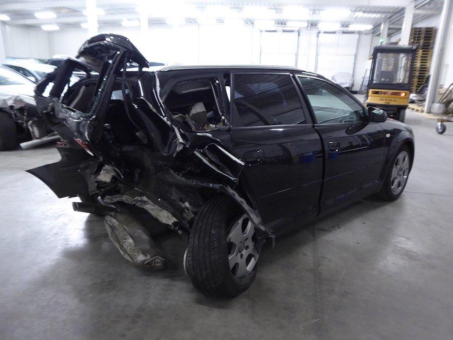 Unfaller: AUDI A3 2.0 TFSI Sportback (8PA)