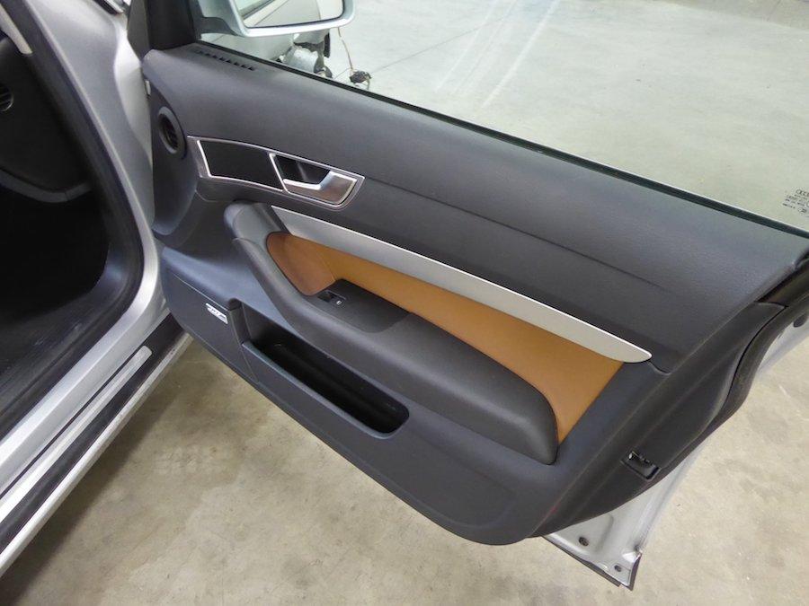Unfaller: AUDI A6 3.0 TDI Quattro Avant (4F)