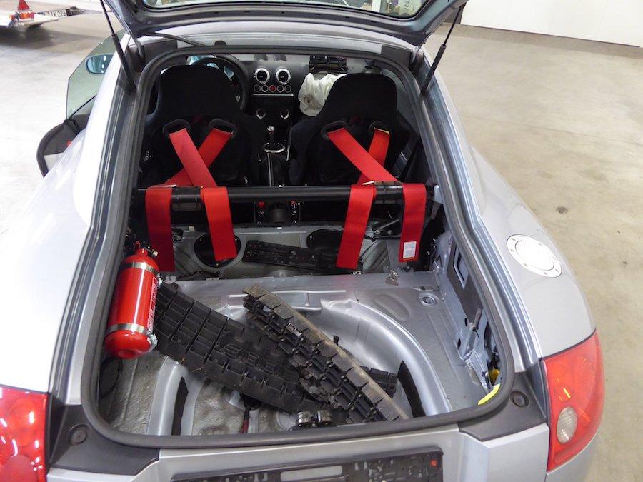 Unfaller: AUDI TT 1.8T Coupe Ringtool (8N)