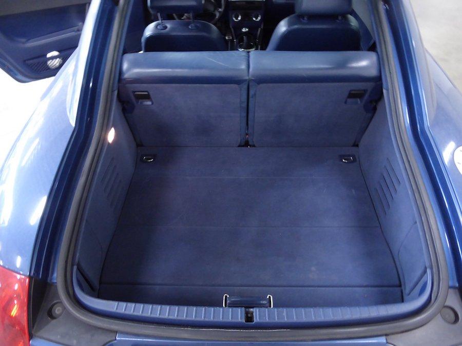 Unfaller: AUDI TT 1.8T Quattro Coupe (8N)