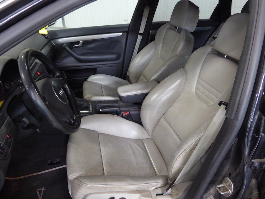 Unfaller: AUDI S4 Avant 4.2 Quattro (B6)