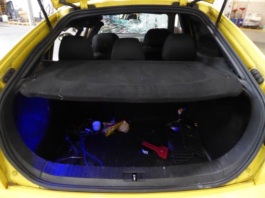 Unfaller: SEAT Leon I Cupra R (Typ 1M1)