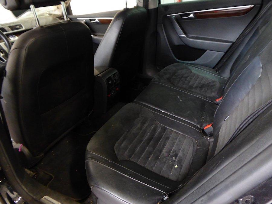 Unfaller: VW Passat 2.0 TSI Variant (B7)