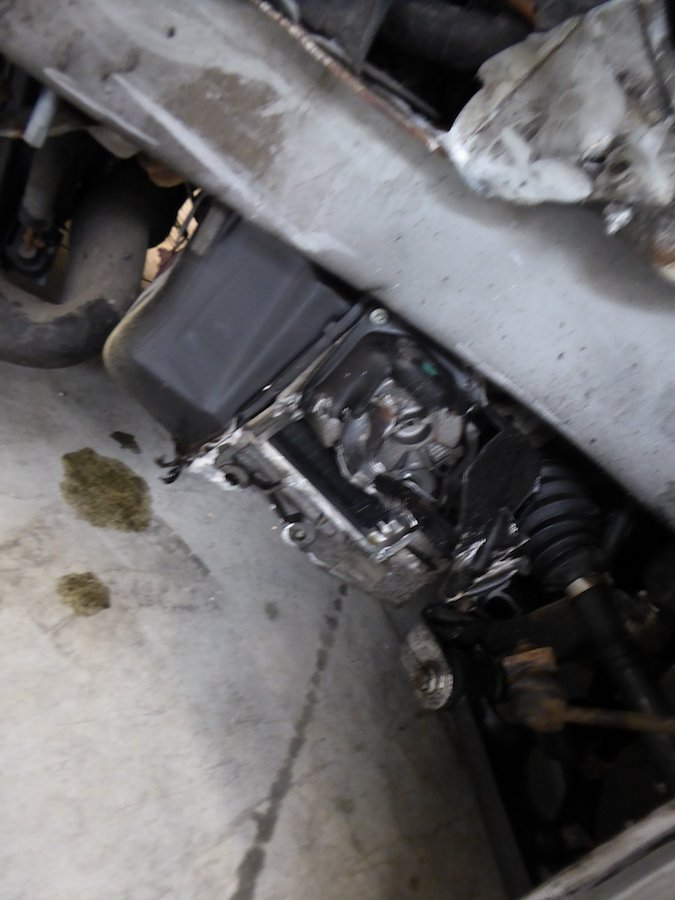 Unfaller: VW Golf 5 GTI 3-Türer (Typ 1K)